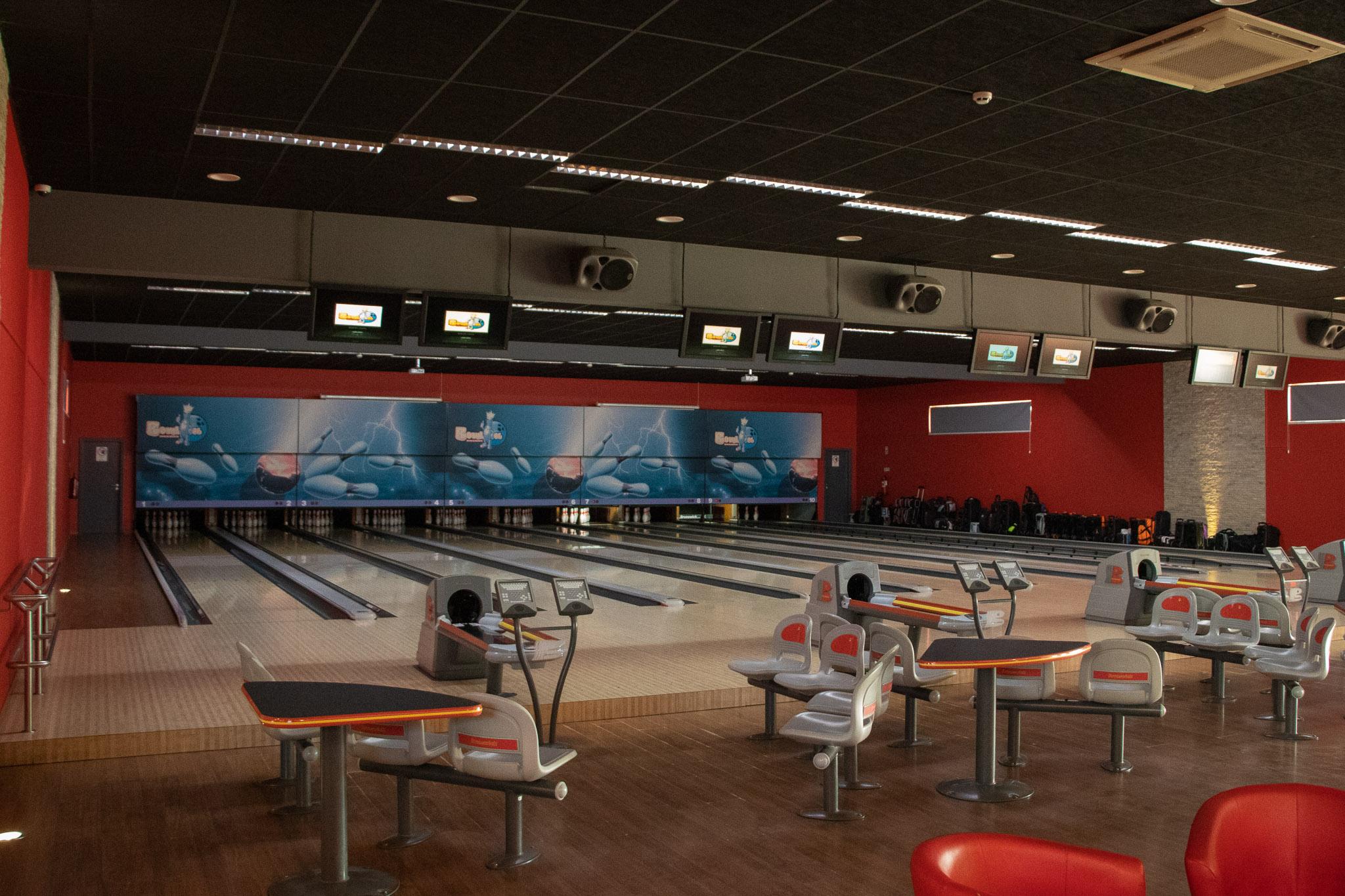 bowling caldas bowling
